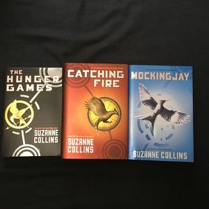 The Hunger Games Books Set